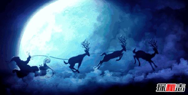 圣诞老人真的存在吗?圣诞老人的十大传说故事