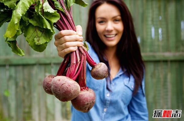 吃甜菜有什么好处?甜菜的十大功效与作用