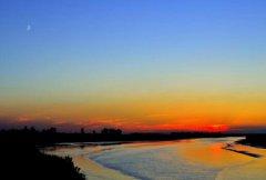 渭河的源头在哪里 发源自甘肃省定西市的鸟鼠山