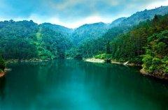 元江的源头在哪里 源自云南大理彝族村龙虎山