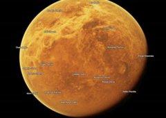 venus是什么星球 venus的来历是什么(八大行星之一的金星)