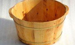泡脚木桶什么材质好 橡木铁杉木等材质比较好