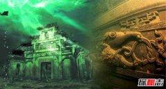 千岛湖水下古城揭秘 到底隐藏着多少谜团