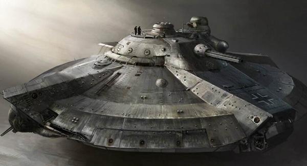 德国纳粹神秘黑科技武器 最后一个或许为外星技术(UFO)
