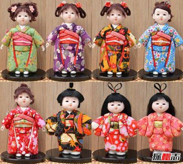 日本恐怖人偶图片