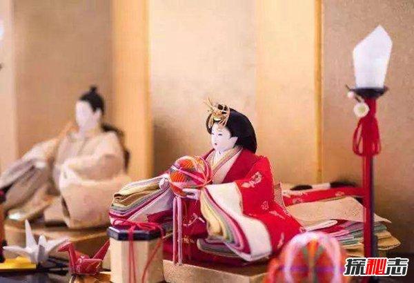 日本恐怖人偶娃娃故事图片