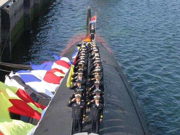 潜艇兵到底有多危险?上厕所失误导致潜艇沉没