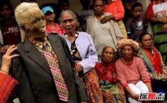 世界最恐怖十大葬礼 3年一周期挖出尸体街上游行