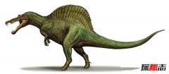 史前最危险而最大的恐龙十种 棘龙同时统治大海陆地