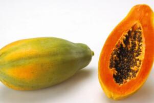 木瓜青的能放黄吗,可以放黄(温暖通风处摆放/3-5天放黄)