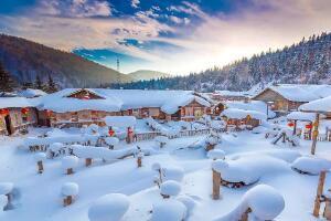 雪乡是在黑龙江哪里?雪乡旅游景点在哪(每年开放5个月)