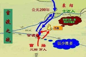 官渡之战的官渡是现在的哪里,河南省郑州官渡桥村一带