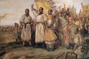 黄巾起义口号 黄巾起义的影响(三国乱世的开端)