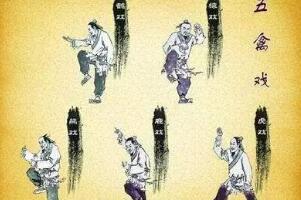 华佗五禽戏是哪五禽 华佗五禽戏的作用(延年益寿)