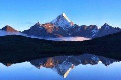 阿尔卑斯山为什么会消失?全球变暖持续骤减(2050年消失)