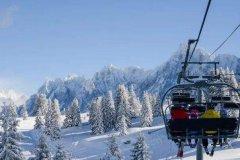 欧洲最高的缆车:霞慕尼缆车,位于阿尔卑斯山(冒险天堂)