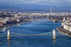 欧洲的最大湿地:多瑙河,全长2850千米(欧洲第二长河流)