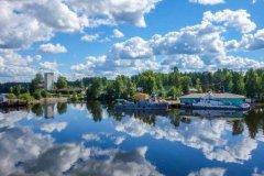 世界最长内流河:伏尔加河,长3692千米(欧洲最长的河流)