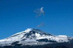 欧洲最高的火山:埃特纳火山,累积死亡100万(自然遗产)