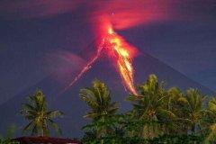 火山的危害和好处:火山杀手碎屑流,肥沃土壤(产硫磺矿)