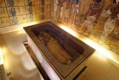 埃及最可怕的木乃伊:图坦卡蒙死亡诅咒,塞提二世墓危险