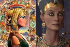 埃及艳后复原图片:真实容貌惊人,颠覆想象(色诱凯撒)