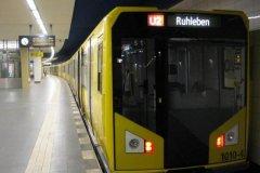 德国第一条地铁:柏林地铁,总长332千米(90%位于地下)