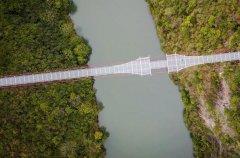 辟谣:张家界玻璃桥摔死132人?
