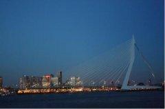 欧洲最大的港口:鹿特丹,面积100多平方公里(欧洲门户)