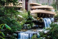 世界上最漂亮的别墅:落水山庄美爆了,第二个1.65亿美元