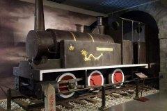 中国第一辆火车:龙号机车,始于清朝末期(运输唐山煤炭)