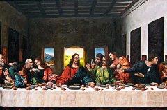 最后的晚餐多了一只手:第14个人,狰狞握刀手(隐藏秘密)