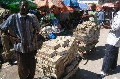 世界最穷的国家:津巴布韦,人均GDP1美元(人均寿命最短)