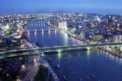 日本最长的河流:信浓川,长367公里洪水频发(日本母亲河)