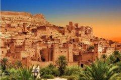 非洲最美的国家:摩洛哥,烈日下的清凉国土(北非花园)