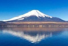 日本三大灵山:富士山第一,立山浓郁硫磺味(白山是火山)