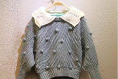 毛衣晾干后有臭味:小苏打温水浸泡,避免衣服泡过长时间