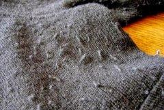 毛衣起球用什么去掉?毛衣修剪器去除,纯棉毛衣不易起球
