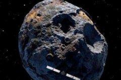 灵神星:全身黄金,直径210km,重2.72亿万亿吨(距地3.7亿公里)