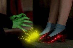世界上最贵的鞋 朱迪·嘉兰的红宝石鞋(67万美元天价)
