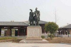 真正的虞姬墓在哪里 安徽宿州灵璧县(项羽垓下兵败之地)