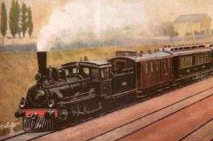 世界上最豪华的火车 东方快车(第一次火车横跨大洲的壮举)