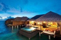 """世界上""""最贵""""的国家:马尔代夫(一次旅行至少花费数万)"""