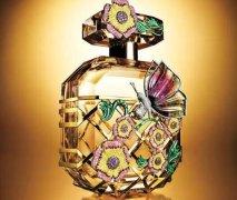 世界上最昂贵的香水:DKNY金色香水瓶,轻喷一下几千块