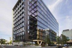 世界最高的混合木结构建筑 加拿大一栋18层高的学生公寓