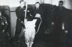 日本战犯绞刑是怎么执行的 约翰·伍德将战犯悉数送进地狱