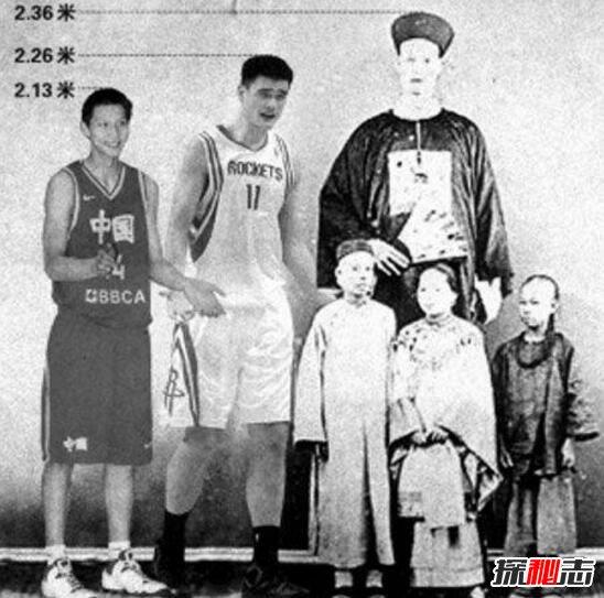 世界上最高的女人3米图片