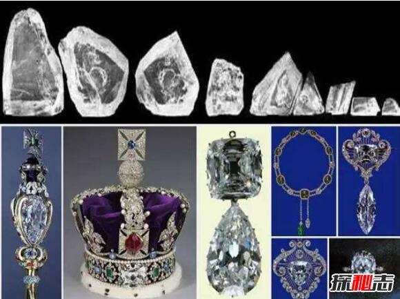 非洲之星_世界上最大的宝石金刚石,非洲之星库利南(3106.75克拉)_探秘志