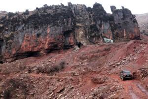 世界上最大的铁矿,巴西卡拉加斯铁矿(总储量72亿吨)