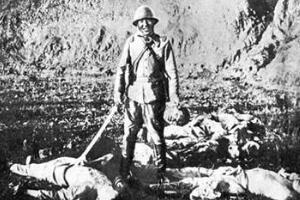 南京大屠杀死了多少人,约翰·马吉南京大屠杀视频曝光